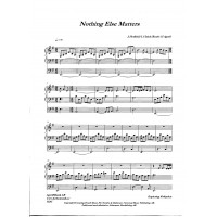 Nothing else matters/J Hetfield,L Ulrich, Metallica. Arr: H Agrell